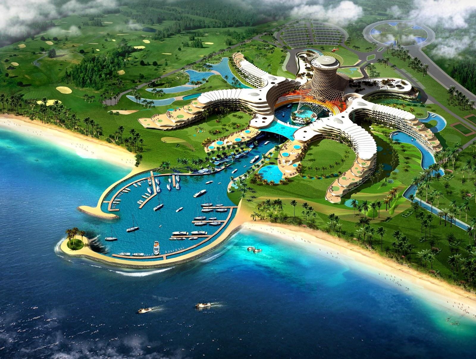 Descubre tu mundo octopus hotel el impresionante hotel for Pulpo para piscina