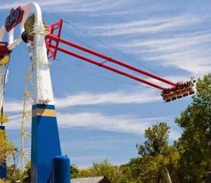 Accident at Ohio amusement park