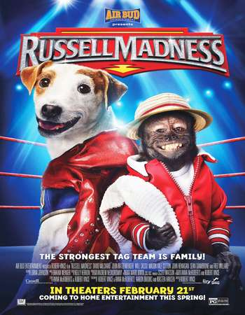 Russell Madness 2015 Hindi Dual Audio Web-DL Full Movie Download