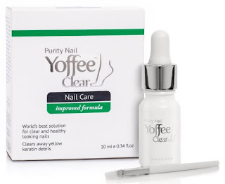 Solution antifongique Yoffee Clear