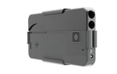Σάλος για το «Ideal Conceal», το δίκαννο όπλο με όψη smartphone