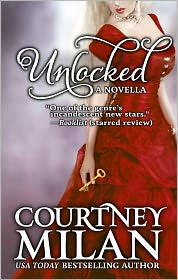 Review: Unlocked by Courtney Milan.