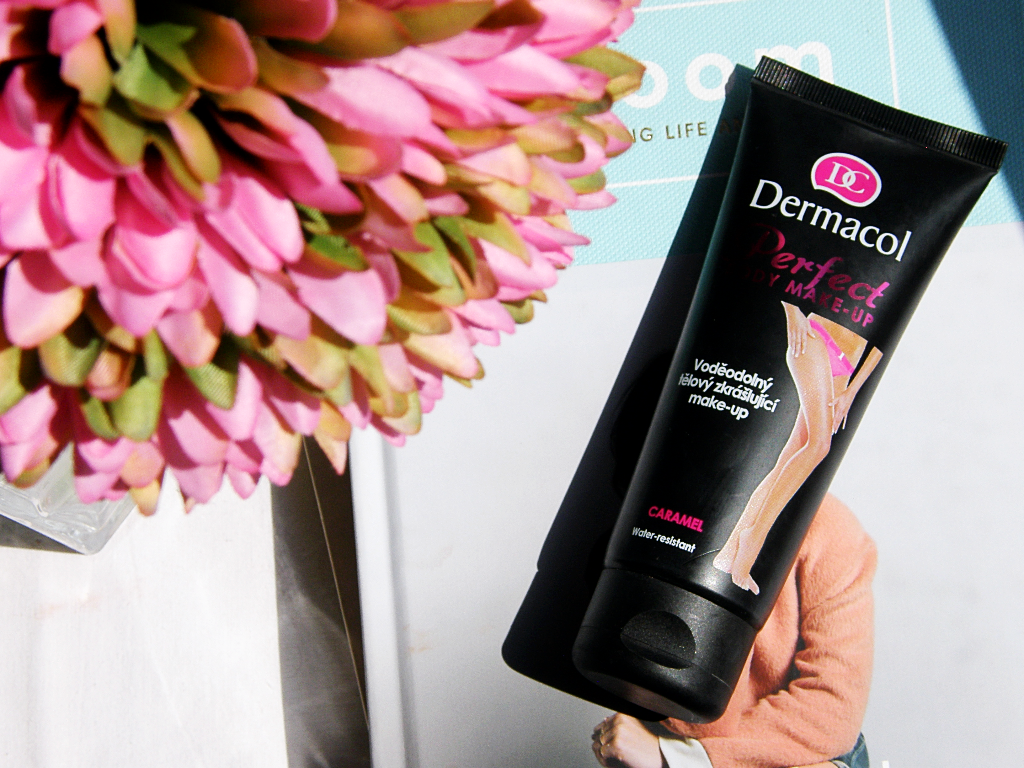 RECENZE: PERFECT BODY MAKE-UP, DERMACOL