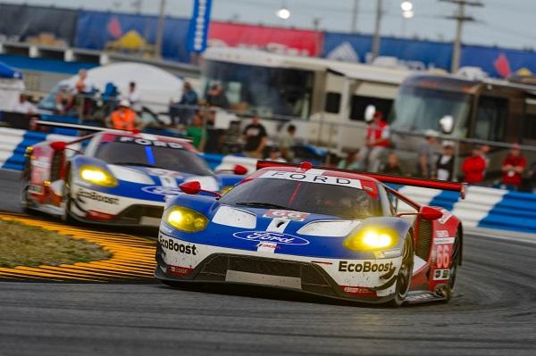 Ford participará en Le Mans 2016 con sus cuatro Ford GT