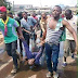 Graphic photos: Many feared dead as IPOB members staging rally for Donald Trump, clash with security officers in Port Harcourt