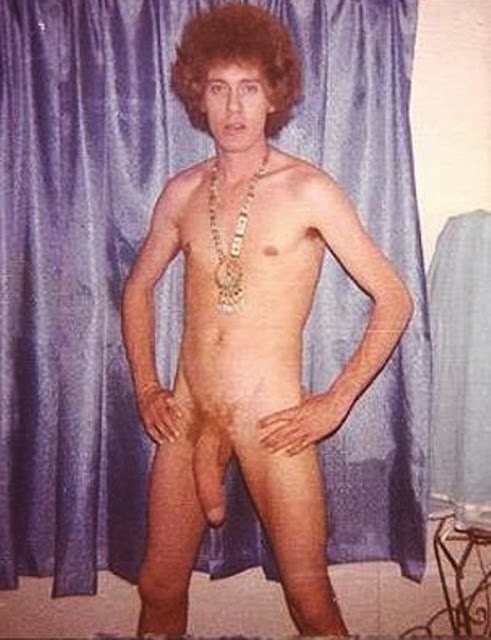 harry hungwell john holmes afro
