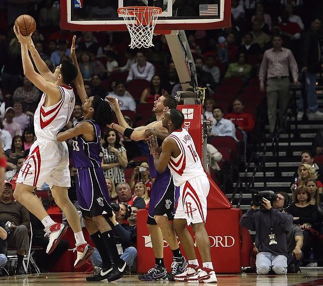 Olahraga Basket sebagai peninggi badan