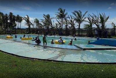 Coconut Island Water Park Banten