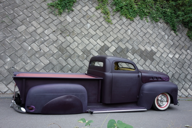 kemps not dead 1952 ford f 1 kustom for sale cholo one