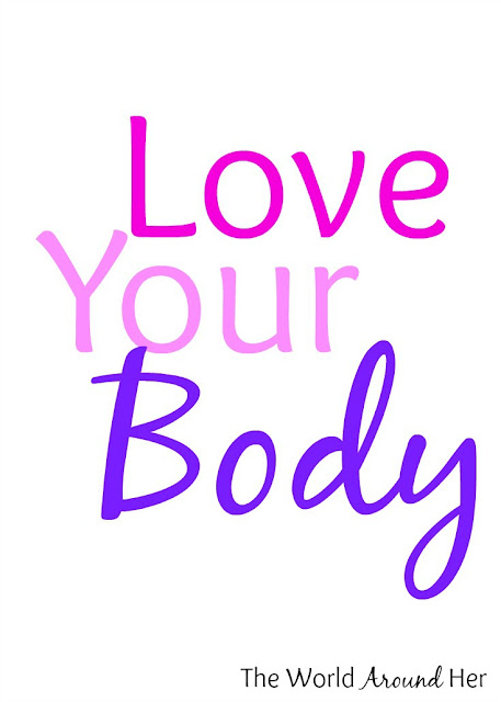 Love Your Body: Atutudes