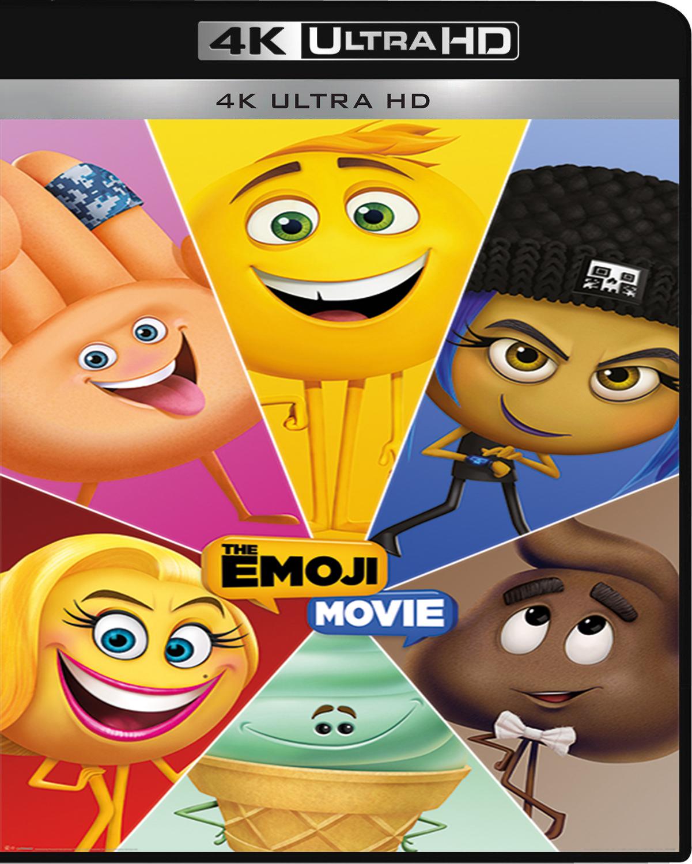 The Emoji Movie [2017] [UHD] [2160p] [Latino – Castellano]