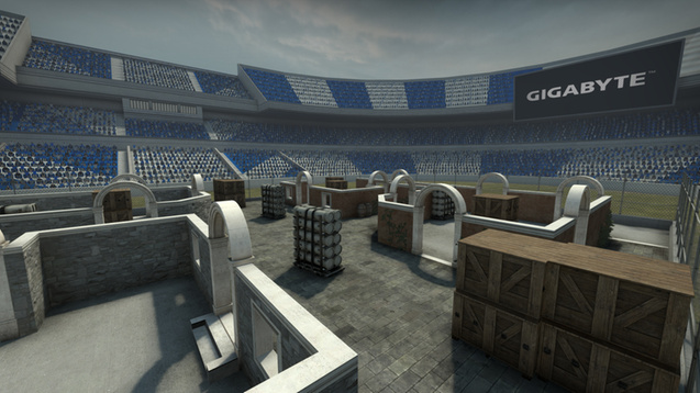 GIGABYTE Tech Daily: AORUS custom CSGO maps launched on Steam