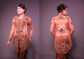 Baju Kebaya Modern Untuk Orang Gemuk Desain Kebaya Terbaru