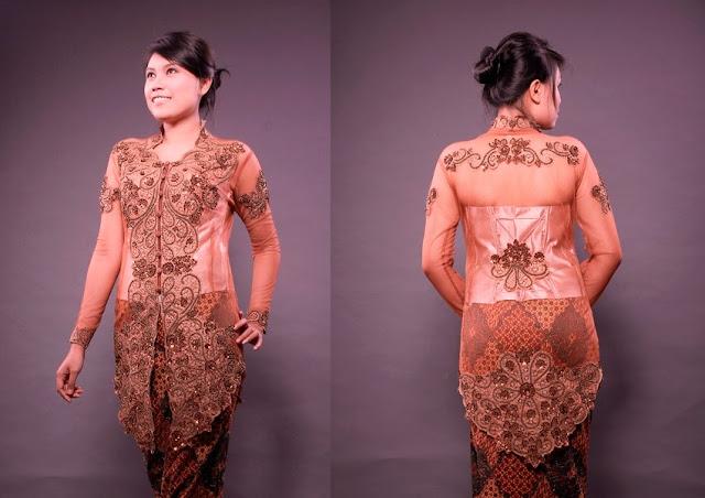 Baju Kebaya Modern Untuk Orang Gemuk