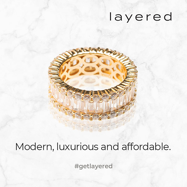 Get Layered - Our Jewelry Line