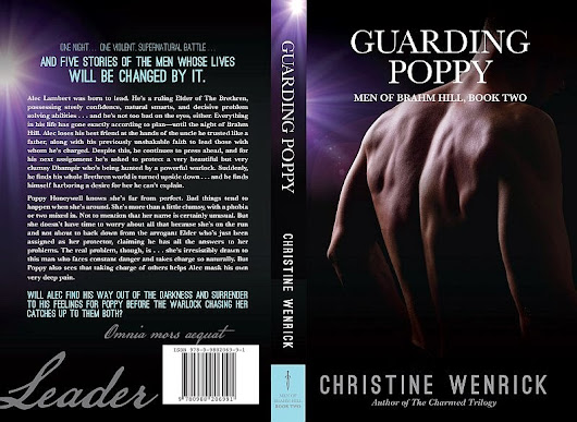 Review & Giveaway: Guarding Poppy by Christine Wenrick