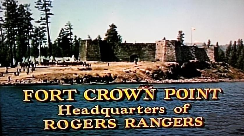 Fort Crown Point da Grerra Indiana
