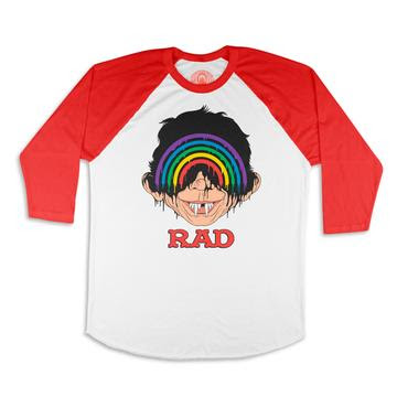 """RAD"" Mad Magazine x Brightmare T-Shirt by Alex Pardee"