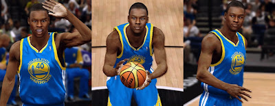 NBA 2K13 Harrison Barnes Cyberface Patch