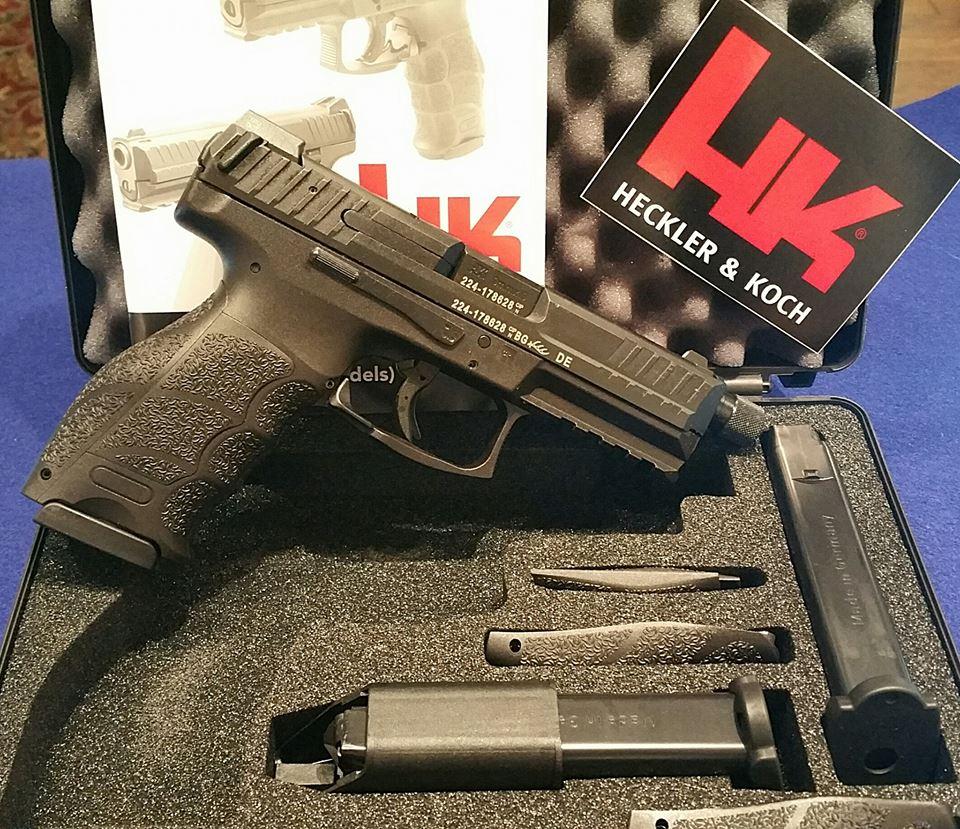Mostly handgun goodies | New Arrivals at Collectors Gun Shop