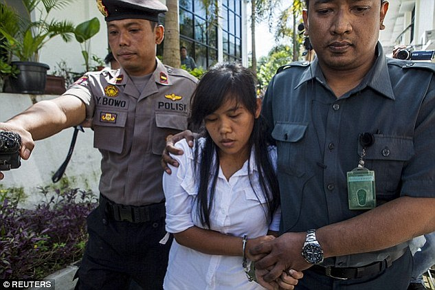Mary Jane Veloso is still in death row after being arrested by Indonesian authorities in 2010