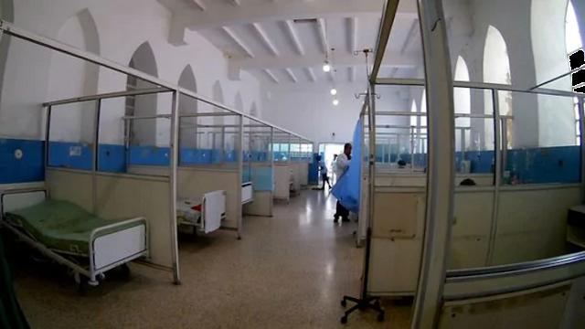 70% del hospital Jose Maria Vargas se encuentra fuera de servicio