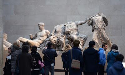 Athenians' association sues Britain for Parthenon Sculptures