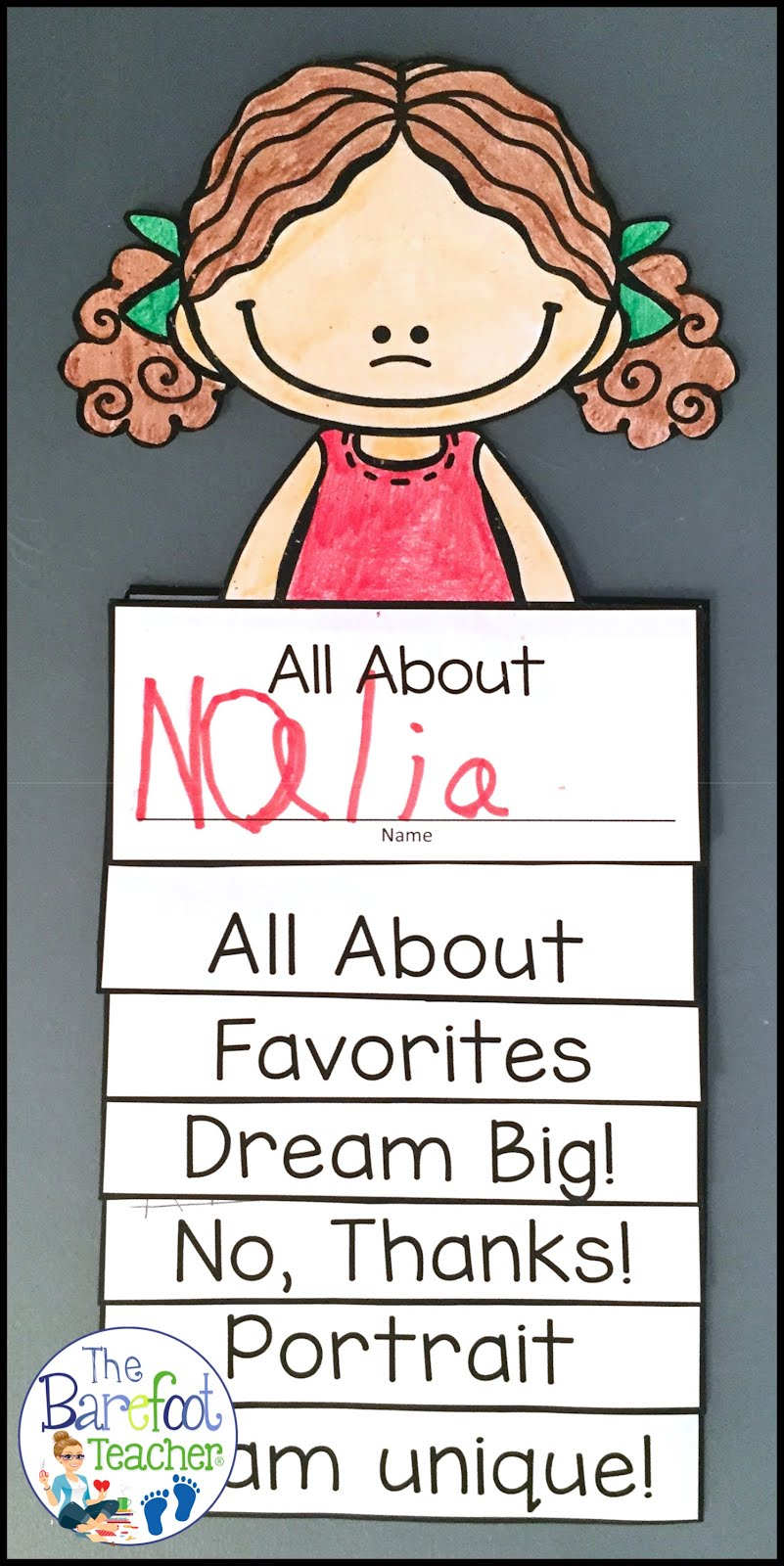 """Informational Text – """"All About"""" Books Writing Unit!"""