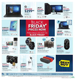 Best Buy Flyer Weekly Black Friday Prices Now Nov 17 – Thu Nov 23, 2017