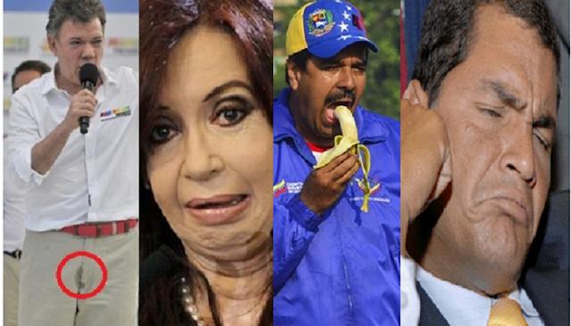 Estos son los Fails más Memorables de los Presidentes Latinoamericanos