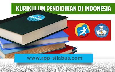 Kurikulum Pendidikan Di Indonesia