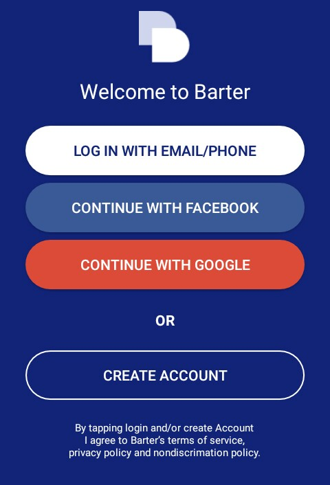 how to use getbarter review