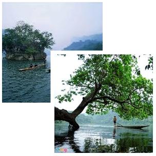 du lịch Minh Anh  - hồ ba bể