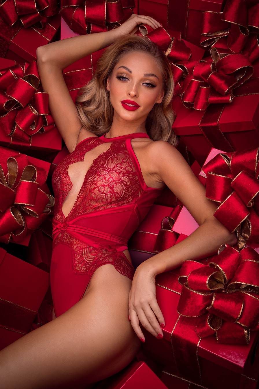Honey Birdette 2018 Christmas Campaign