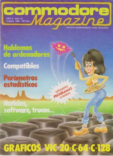 Commodore Magazine #32 (32)