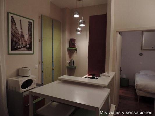 Apartamento en París con Gowithoh