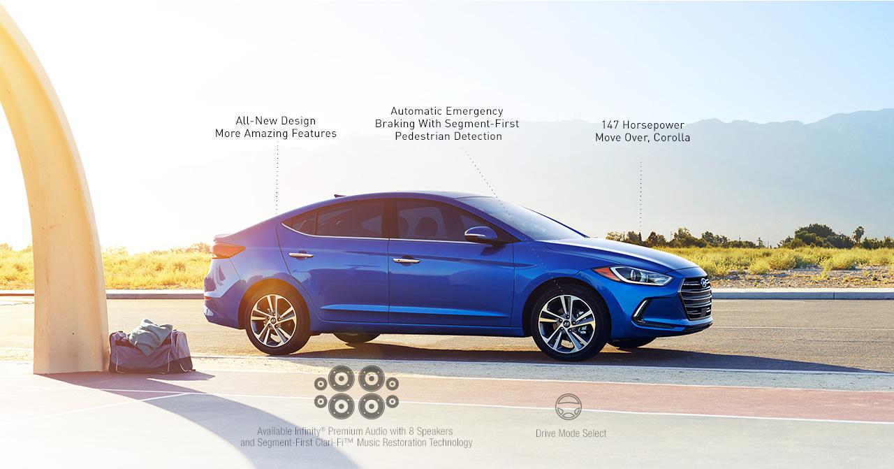 Đánh giá xe Hyundai Elantra 2017