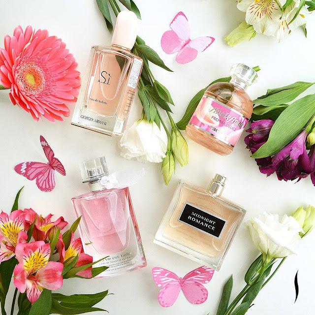 perfume para primavera sephora