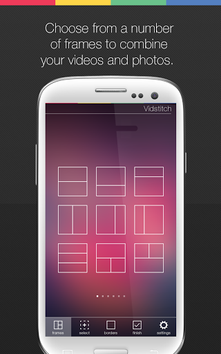 How To Create a Video Collage using Android Phone 1