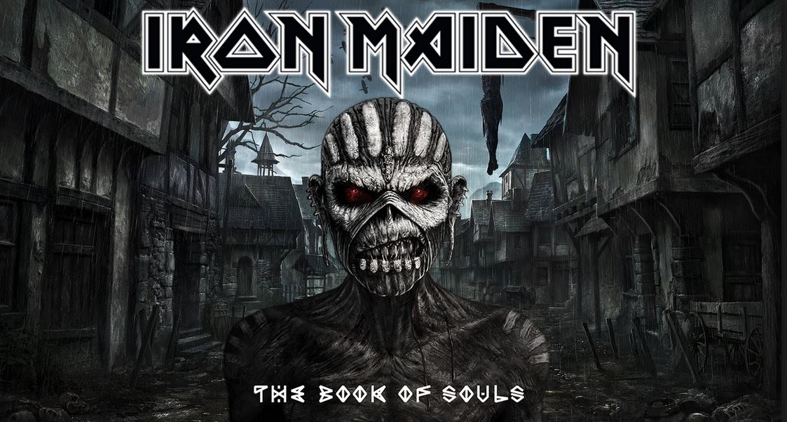 The Bad Americans Iron Maiden The Book Of Souls Review