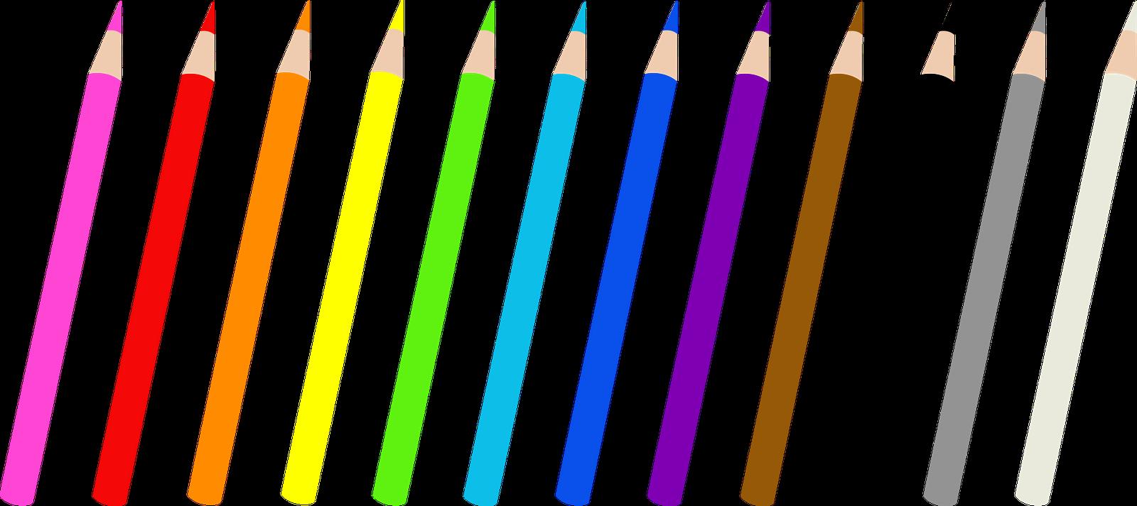 Magnífico Lápices De Colores Imprimibles Colección - Dibujos Para ...