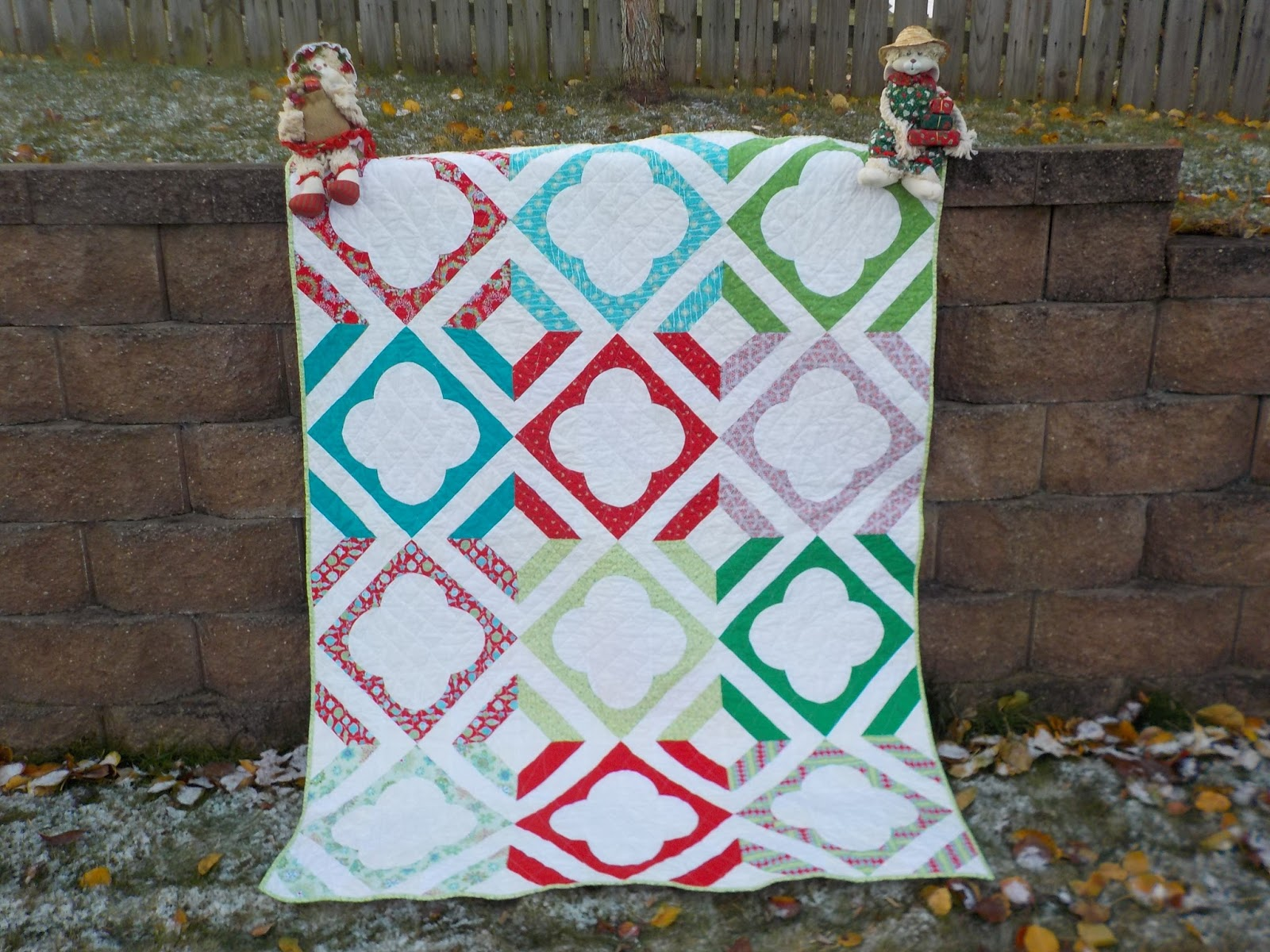 Nettie Sews And Lucky Quilts Sparkle Quilt