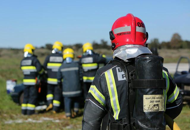 Portimão testou procedimentos de emergência nas aldeias em simulacro