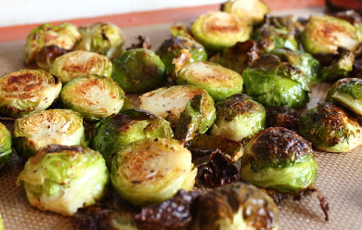 "Duck Fat Roasted Brussels Sprouts – P.H.A.T. with an ""F"""