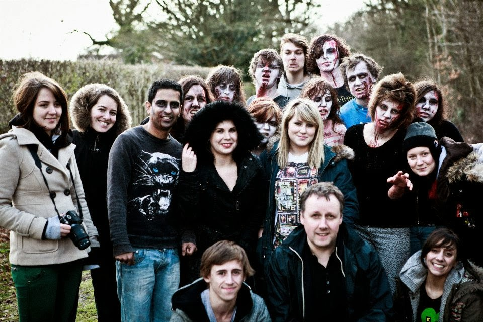 Student Project @2012: Zombies in the New Forest | Solent Media at