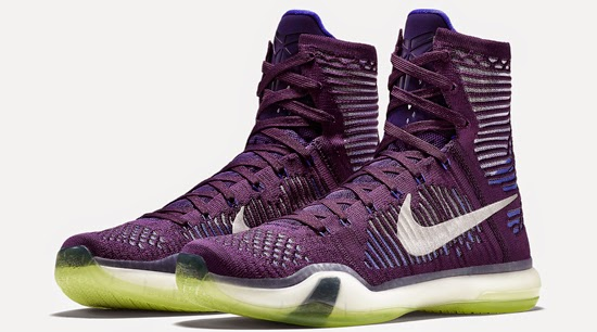 official photos 3e7e0 5a8a3 Nike Kobe X Elite High