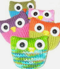 http://www.ravelry.com/patterns/library/owl-puffs