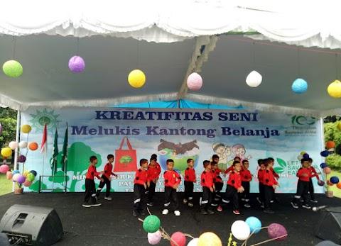Peduli Lingkungan, PAUD ABA Bali Adakan Festival Seni Lukis Kantong Belanja