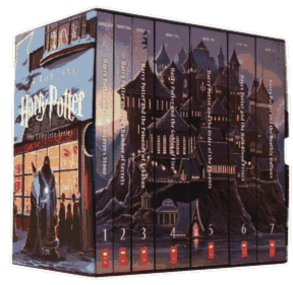 Scholastic:  Special Edition Harry Potter Paperback Box Set (all 7 books) = $46.39 + FREE Shipping!  Regularly $100!