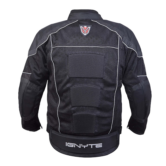 "Make a style statement with ""IGNYTE Rider jackets"